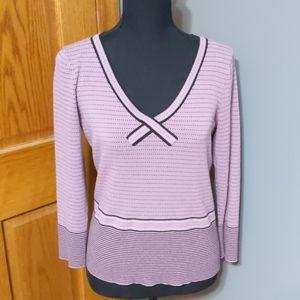 Lilac LOFT  Sweater